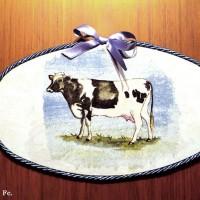 stanza della mucca